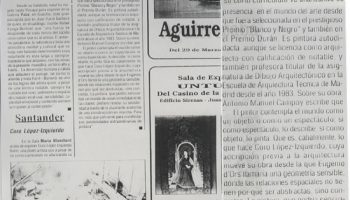 1990_Galeria Maria Blanchard, Santander_1