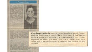 1990_Galeria Maria Blanchard, Santander_4