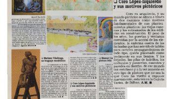 1994_Galeria Tavira, Bilbao_1