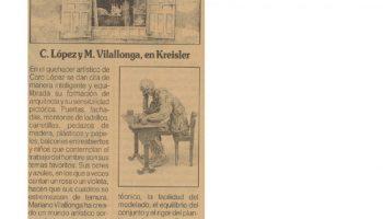 1995_Galeria Kreisler, Madrid_2