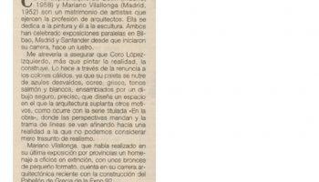 1995_Galeria Kreisler, Madrid_5