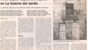 1997_Galeria El Jardin, La Granja, Segovia_2