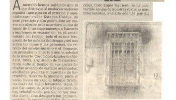 1999_Galeria Kreisler, Madrid_1