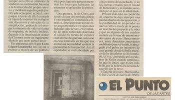 1999_Galeria Kreisler, Madrid_2