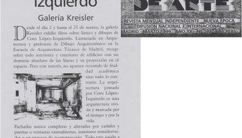 1999_Galeria Kreisler, Madrid_6