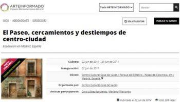 2011_Arte informado