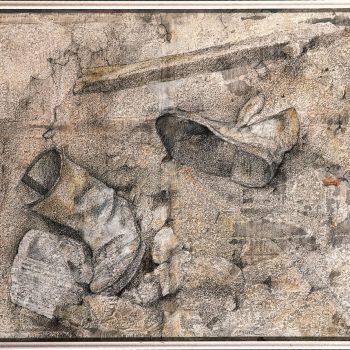Anatomia de la construccion_botas 1 33x46 cm 1991