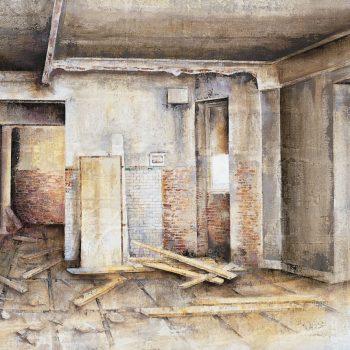 Anatomia de la construccion_interior fortuny 5,2 1998 81x116cm