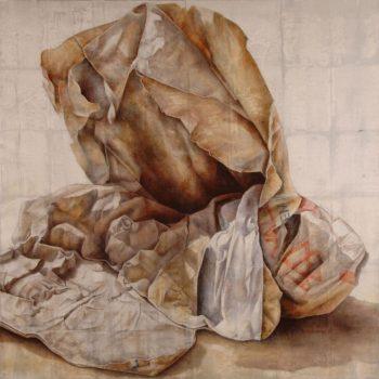 Anatomia de la construccion_saco de cemento 192x192 cm XXpremio 2005