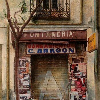 El Paseo_Fontaneria Aragon 60x30 cm 2011