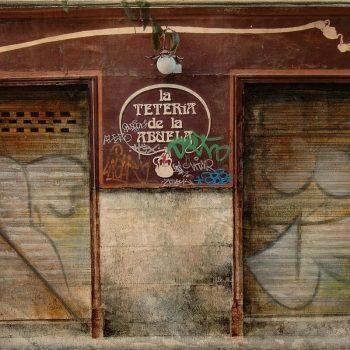 El Paseo_La teteria 30x60 cm 2011