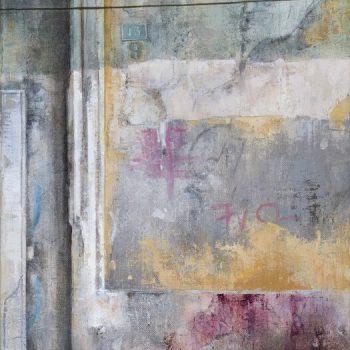 La huella del tiempo. Casa de Indias_Palacio C.Moros 2.óleo lienzo.41x27 cm. 2019 (2)