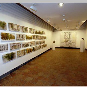 Naturaleza y arquitectura. Muros (1)