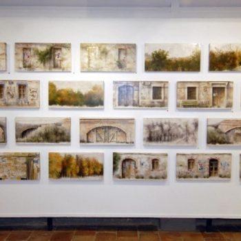 Naturaleza y arquitectura. Muros (2)
