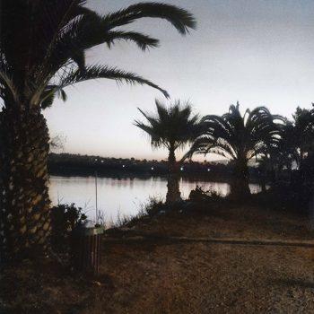 Pocket painting_Paseo desde el rio 3. 22-7-20.22h20 mn.2020